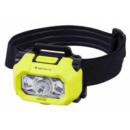 EX Hoofdlamp / Helmlamp EXHT180 Zone 0 | NightSearcher
