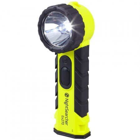 Intrinsiek veilige zaklamp EX270 Zone 0 | NightSearcher
