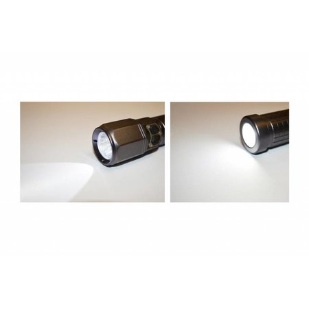 Oplaadbare ATEX zaklamp EX160r Zone 1/2 | NightSearcher