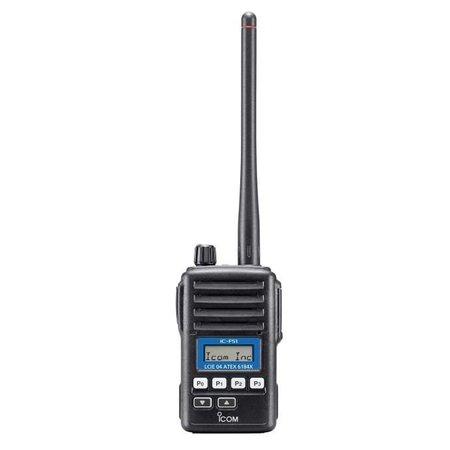 ATEX Portofoon IC-F51 (VHF) |  ICOM