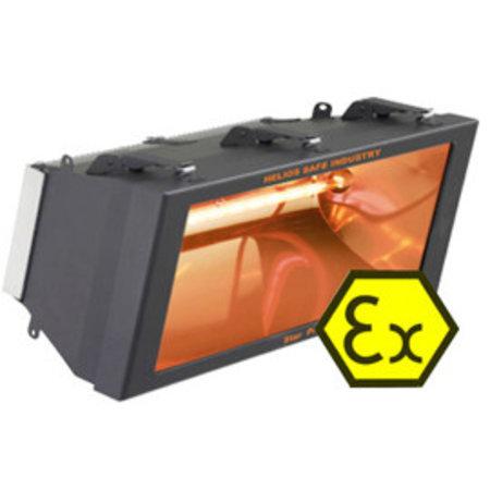 Infrarood Verwarming Helios ATEX 15