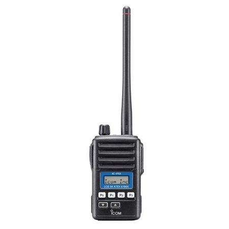ATEX Portofoon IC-F61 (UHF) |  ICOM
