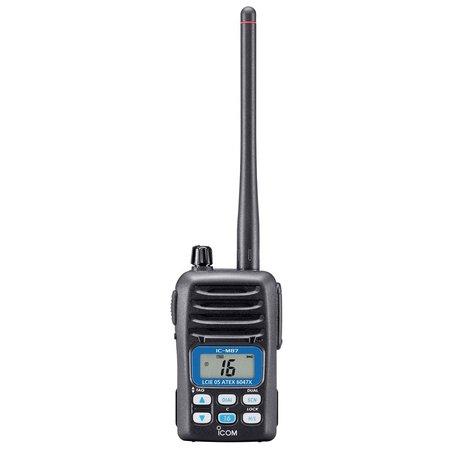 ATEX portofoon IC-M87 ATEX  VHF - ICOM