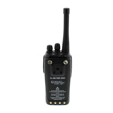EX portofoon Ex-PMR 2000 zone 1| E-Com