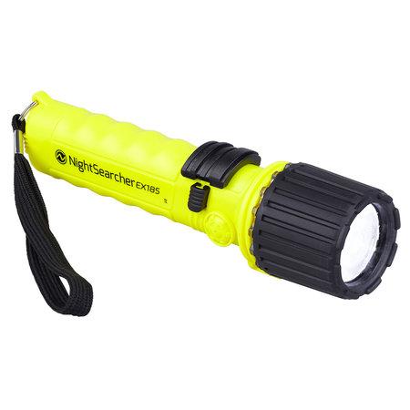 Explosieveilige Zaklamp EX-185 Zone 0 | Nightsearcher