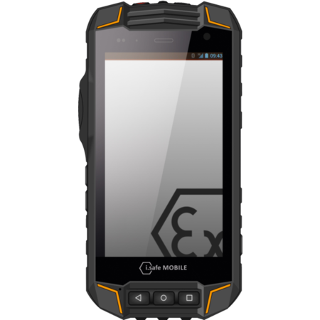 ATEX Smart Phone IS520.2 ATEX zone 2/22