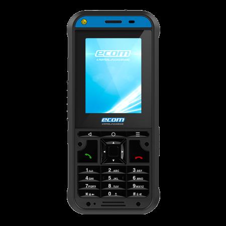 ATEX Mobiele telefoon Ex-Handy 10 DZ1 - Zone 1/21 - Ecom
