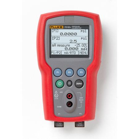 Precisie-drukkalibrator Fluke 721Ex  Zone 1