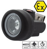 ATEX helmlamp MCII - Zone 0 /M1 - KSE Lights