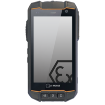 ATEX Smartphone IS530.2 Zone 2/22 - I.safe Mobile
