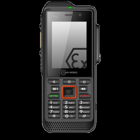 ATEX Mobiele Telefoon IS-330.1 Zone 1/21  -  I.Safe