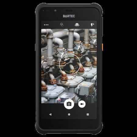 Intrinsiek veilige camera Pixavi Cam - Zone 1/21 - Bartec