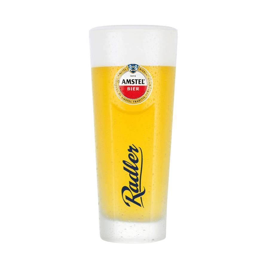 THE SUB Amstel Radler Glasses (6 PCS)