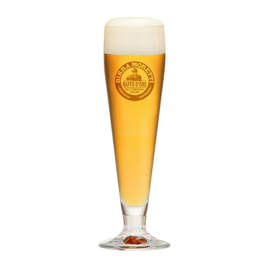 THE SUB Birra Moretti Glasses (6 PCS)