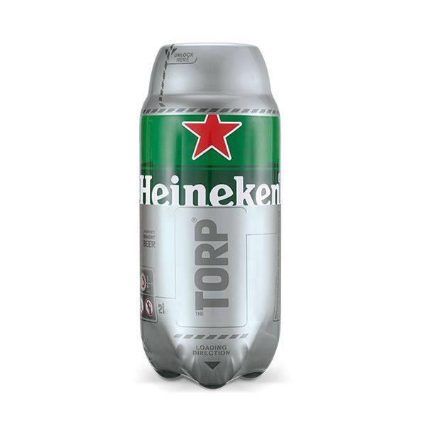 Heineken TORP - Best before: 31-12-2018