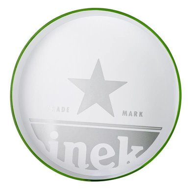 Heineken Waiter Tray White