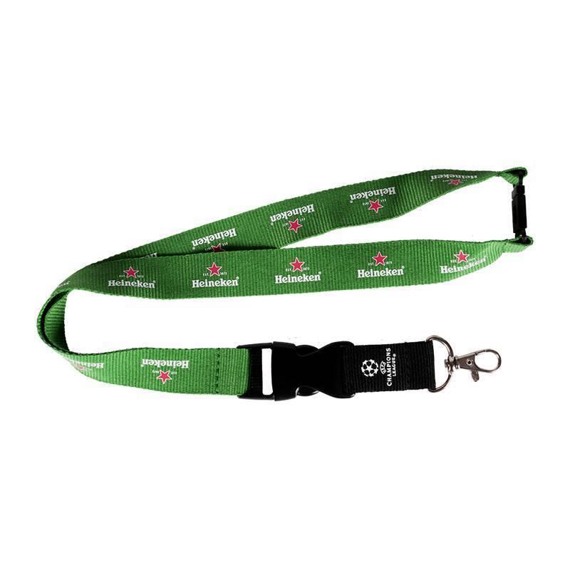 Heineken UEFA Champions League ID Card Holder Lanyard