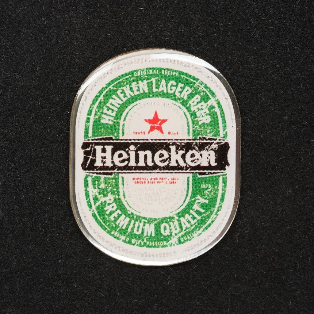 Heineken EPISODE MAGNET LABEL