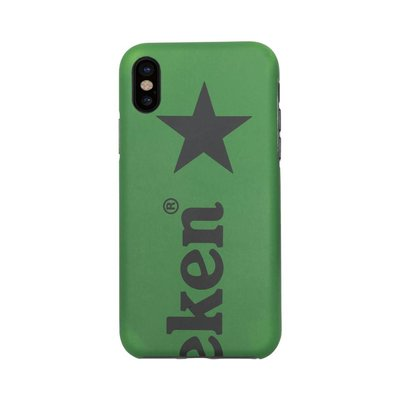 Heineken iPhone X Case Green