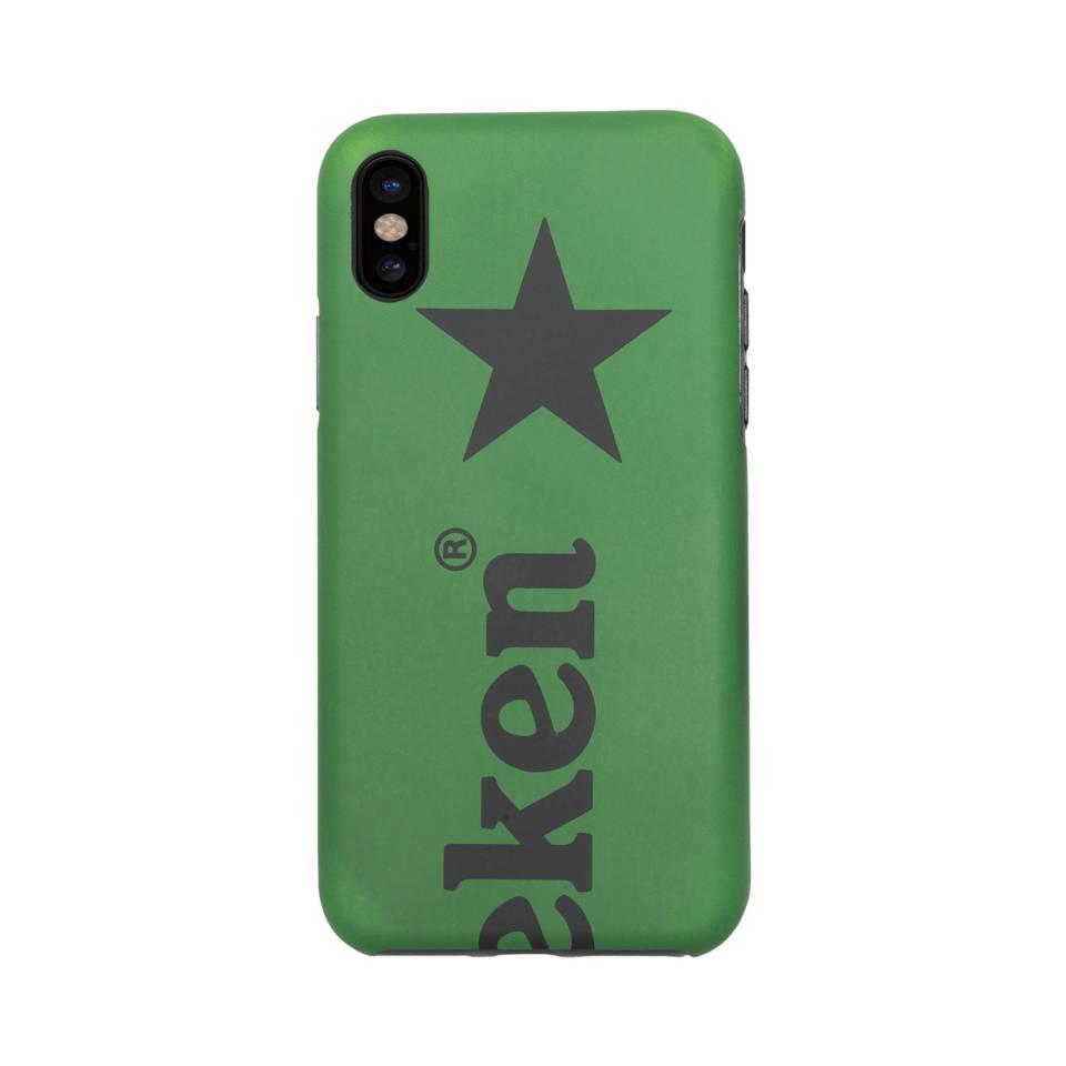 Heineken iPhone X Case Green