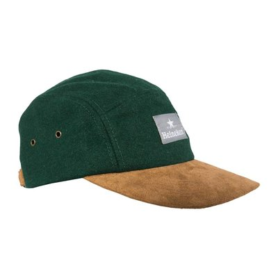 Heineken Cap 13 Panel Wool