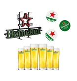 Heineken Bar Set Bundle - Large