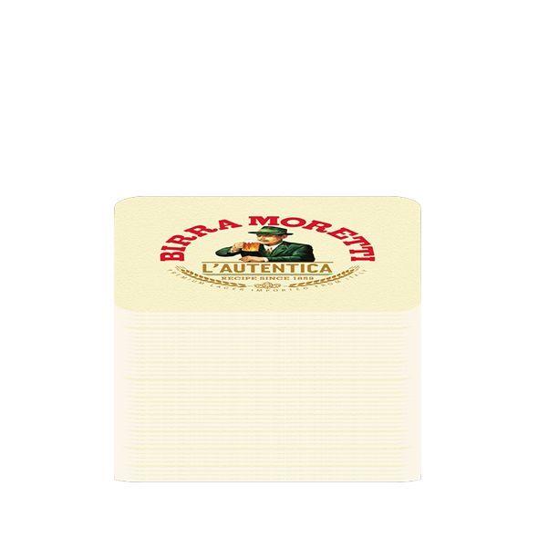 Birra Moretti Coasters (100pcs)