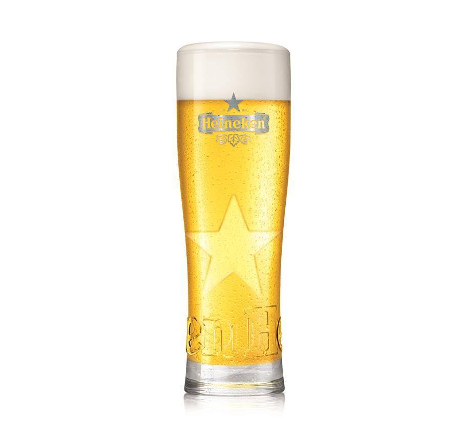 Heineken Premium Star Glass 35cl - (6PCS)