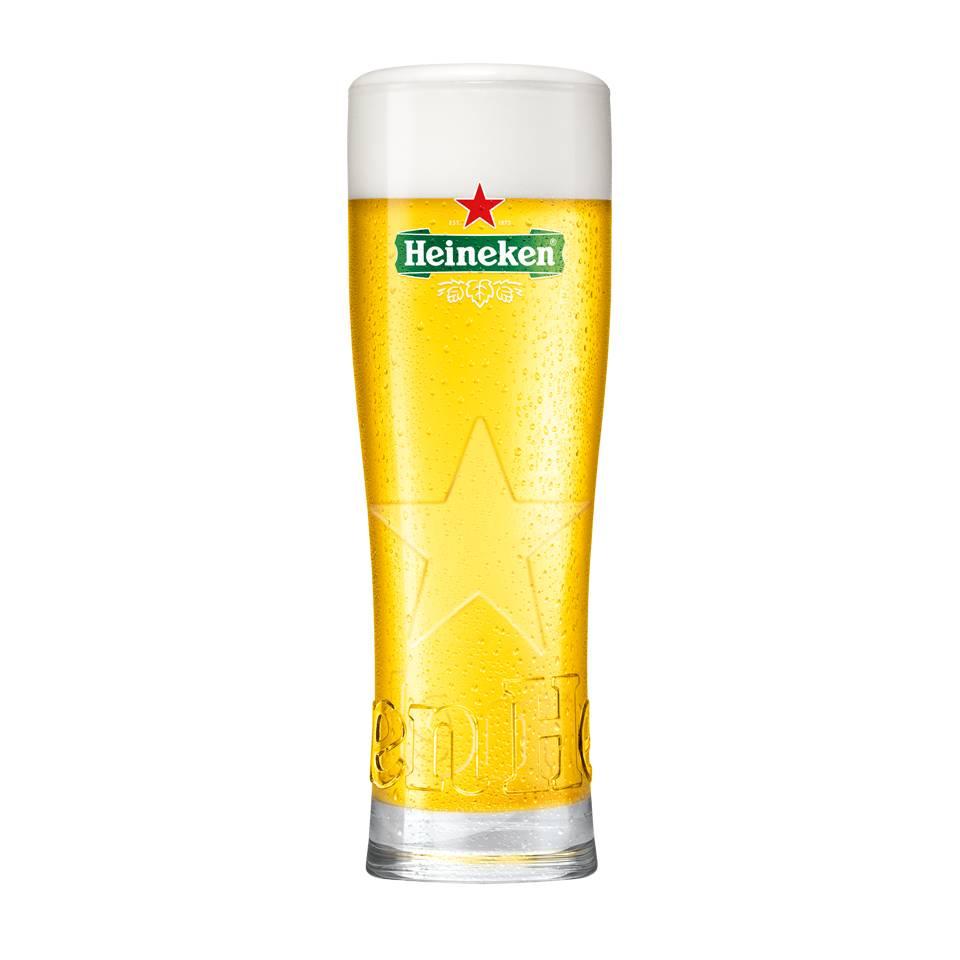 Verres Heineken Star (6PCS)
