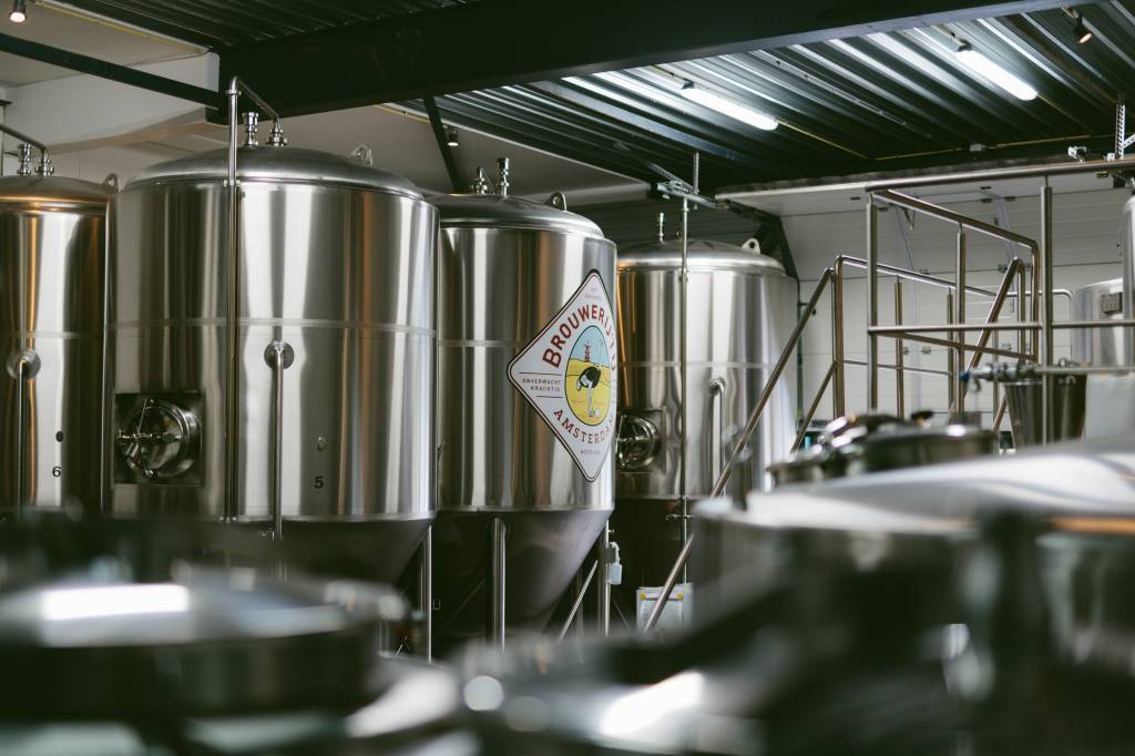 Zatte de Brouwerij 't IJ