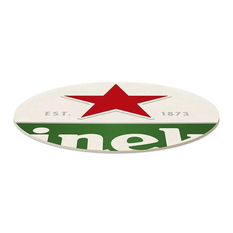 Heineken Coasters (100 pcs)