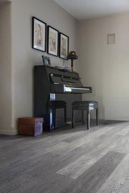 CORETEC PVC 634 Greystone Contempo Oak Coretec Wood HD+ PVC
