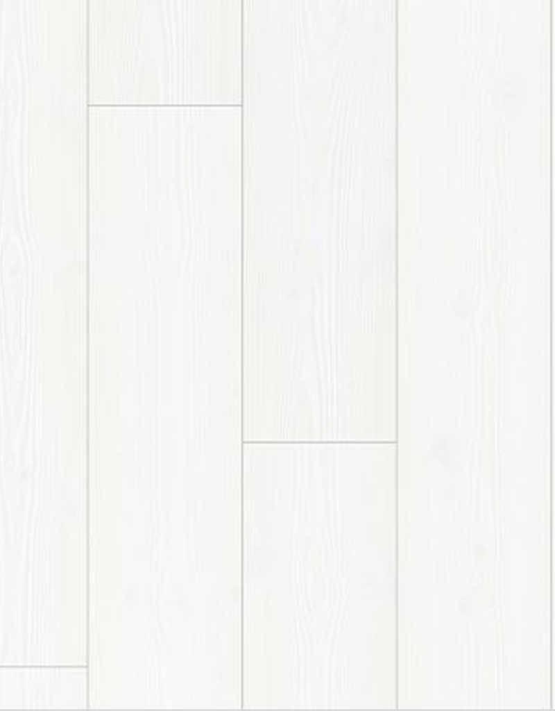 Quick-Step IM1859 Witte planken LHD Impressive Quick-Step Laminaat