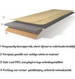 Parador 1730807 Eiken Urban Grijs Gekalkt Kasteelvloer Parador Modular ONE PVC Vloer
