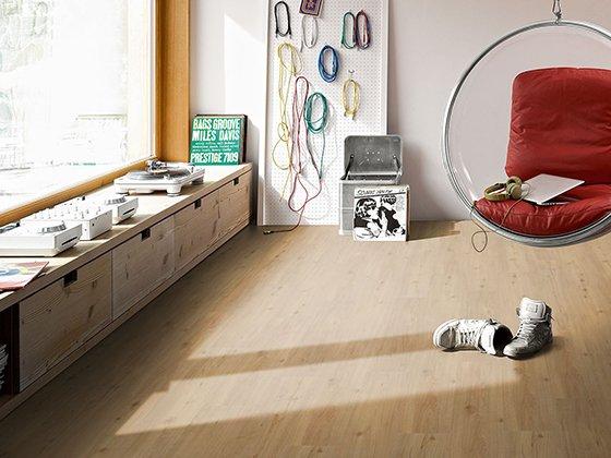 Parador 1601421 Eiken Natuur Landhuisvloer Parador Basic 4.3 PVC Vloer