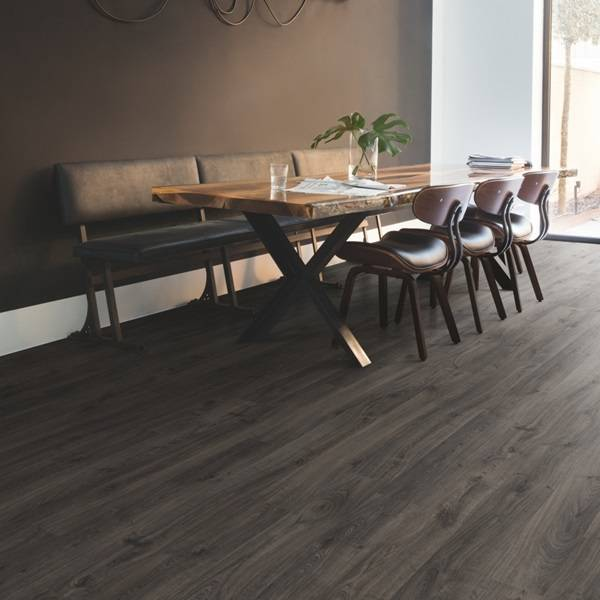 Quick-Step EL3581 Newcastle Eik Donker Quick-Step Eligna Hydroseal Laminaat