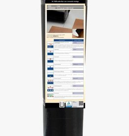 Basics4Home Suprime Ondervloer voor vloerverwarming & 10db Geluidsreducerend / 5587