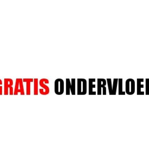 GRATIS ONDERVLOER