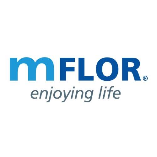 MFlor Parva Broad Leaf Plus Visgraat PVC