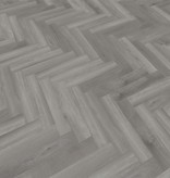 MFlor 40828 Grey Sycamore MFLOR Parva Plus Dryback Visgraat PVC