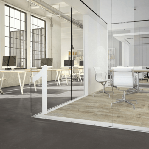 Tasba Floors RIGID 49014 Beton Antraciet Rigid Click PVC