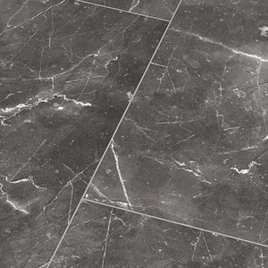 Falquon RHG0039 Marmer zwart Hoogglans Tegel Laminaat