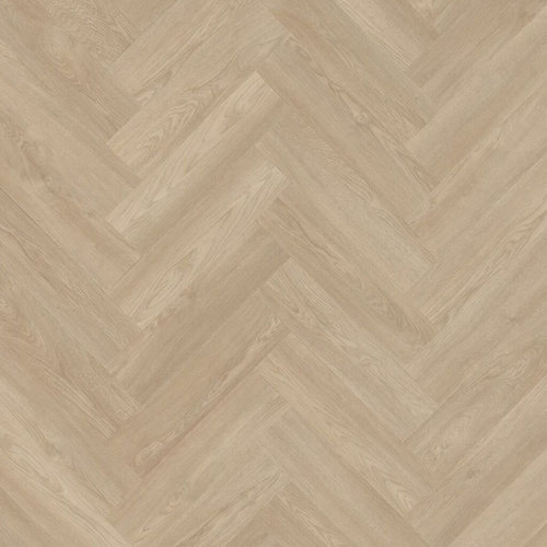 Beautifloor 420280 Eiken Beige Mont Maudit Vallee Visgraat Beautifloor PVC