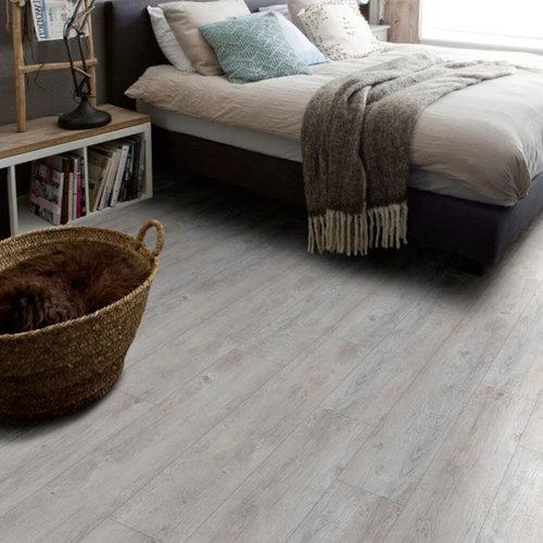 Tasba Floors RIGID 24115 Medellin Pine lichtgrijs SPC Rigid Click PVC