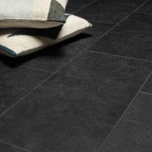 Tasba Floors RIGID 46972BT Koper zwart tegel Rigid Click PVC
