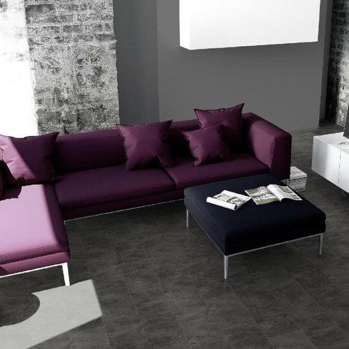 Tasba Floors RIGID 36975BT Oceaan zwart tegel Rigid Click PVC