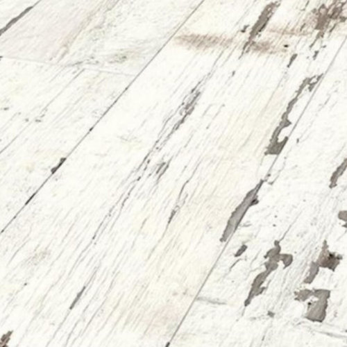 Basics4Home 62925 Strandhuis grenen wit SPC Rigid Click PVC