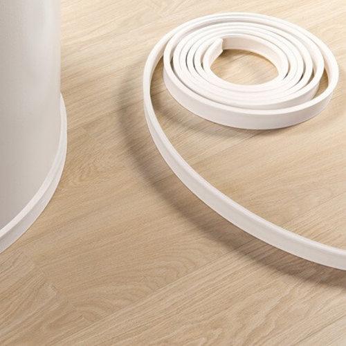 Quick-Step 400530 Quickstep Flexibele Overschilderbare plint  40x14x7000mm