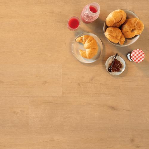 Douwes Dekker 04879 Biscuit SPC Plank Praktisch Click PVC