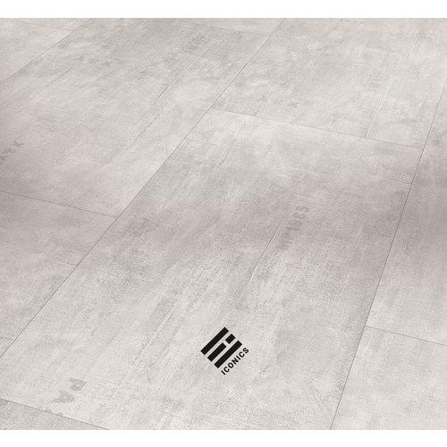 Parador 1744820 Industrial Canvas Wit Parador Trendtime 5 Tegel PVC